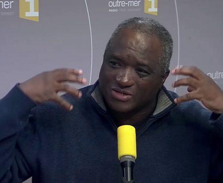 Serge Bilé: «Entre les lignes» vendredi 20:00 Martinique 1ère