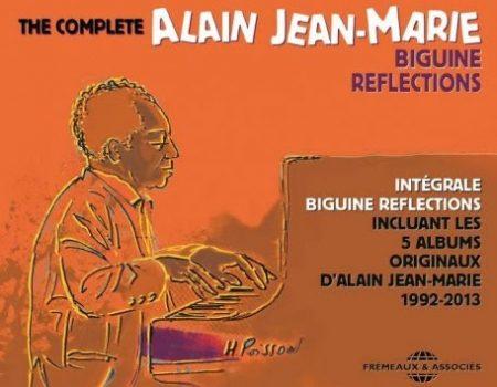 Alain Jean Marie, «biguine réflexions»