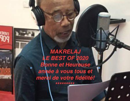 Makrelaj le best of 2020 n°182 du 2 Décembre 2021