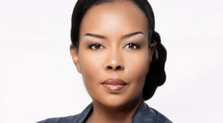 VERONIQUE CALOC déléguée Miss Martinique.